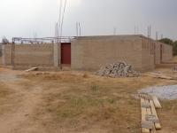 Skills Centre Construction Site